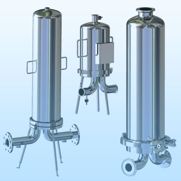 Filter Suppliers And Specialists Prosep Filter Systems Ltd