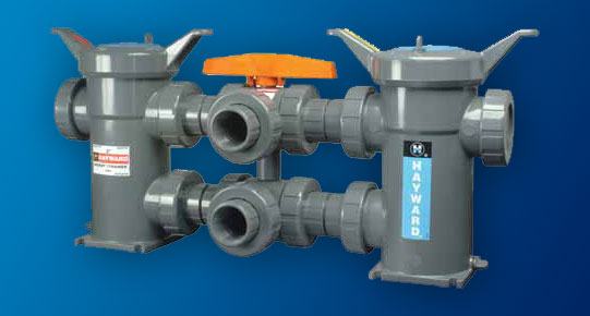Hayward Duplex Strainers From Prosep Filter Systems Ltd